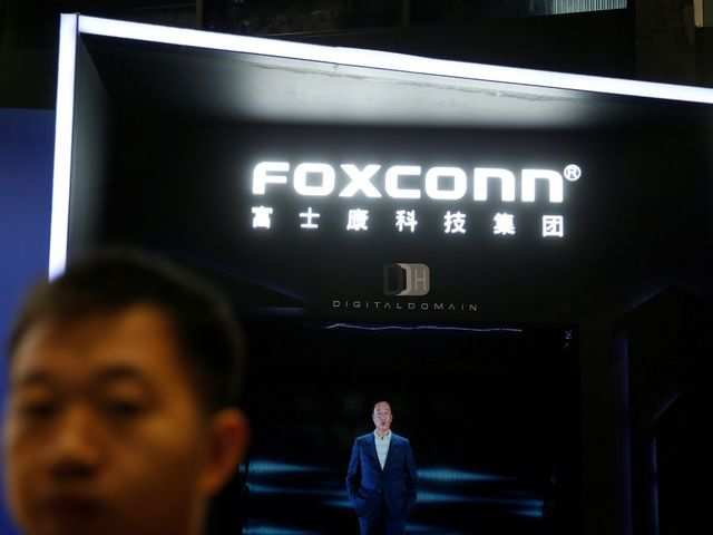 Foxconn to train 1 lakh workers in India, invest Rs 30 crore