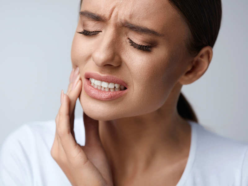 keto diet tooth pain