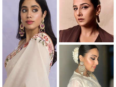 Vidya, Swara and Janhvi, three best dressed women on Instagram today