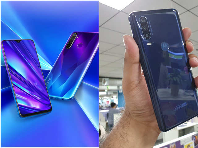 Motorola One Action vs Realme 5 Pro: How the specs of the two new phones compare