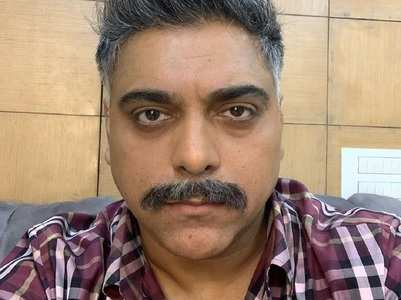 Ram Kapoor sports  new look for upcoming project