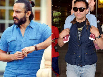 Saif Ali Khan sheds kilos, looks at least 15 years younger!