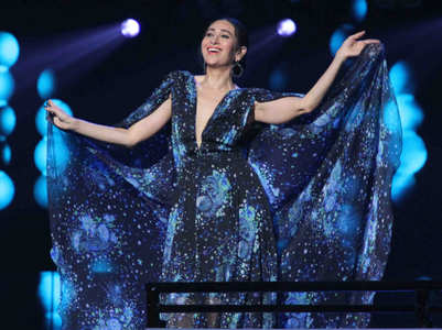 DID 7: Karisma dances on her song