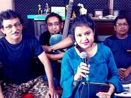 Now, poems join the Bangla band culture too