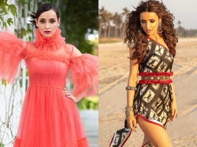 Sanaya turns heads in these stunning looks