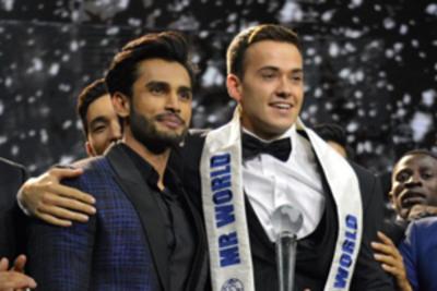 India's Rohit Khandelwal sashes Mr. World 2019