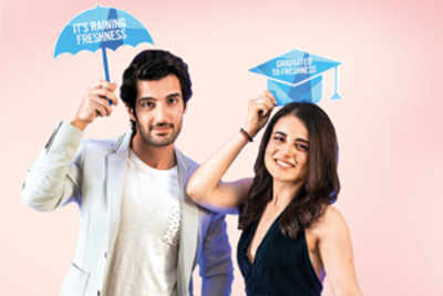 Aditya Seal and Radhika Madan launch the 12th Season of Fresh Face