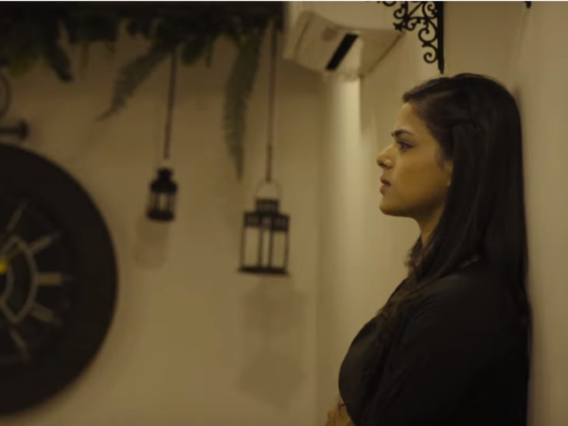 'Raahu' teaser is here, exploring a new concept