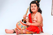 """""""Krishna as a child is a superhero for all kids"""""""