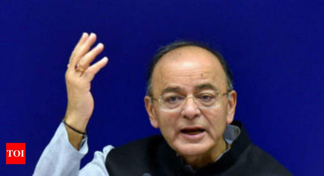 India Inc mourns Arun Jaitley's demise, hails his reform measures