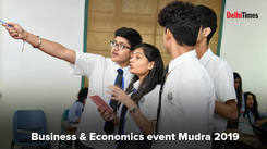 Business and economics fest held in Noida