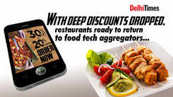 With deep discounts dropped, restaurants ready to return to food tech aggregators... except Zomato