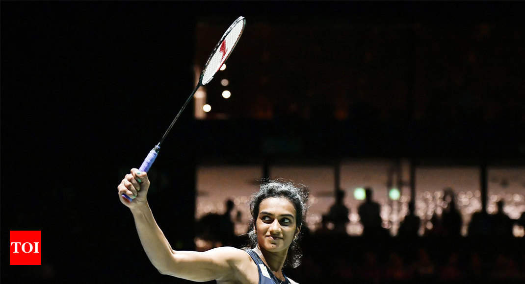 News / Sports News / Badminton / World Championships: I'm not satisfied yet, says PV Sindhu