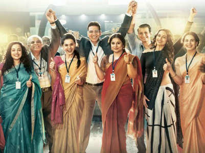 'Mission Mangal' box office collection Day 9