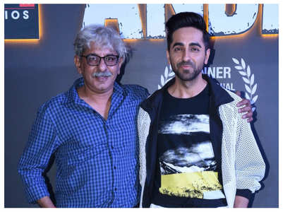 Sriram Raghavan's new film for Ayushmann