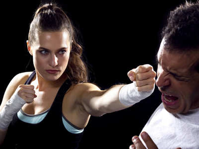 5 martial art forms women can learn for self-defense