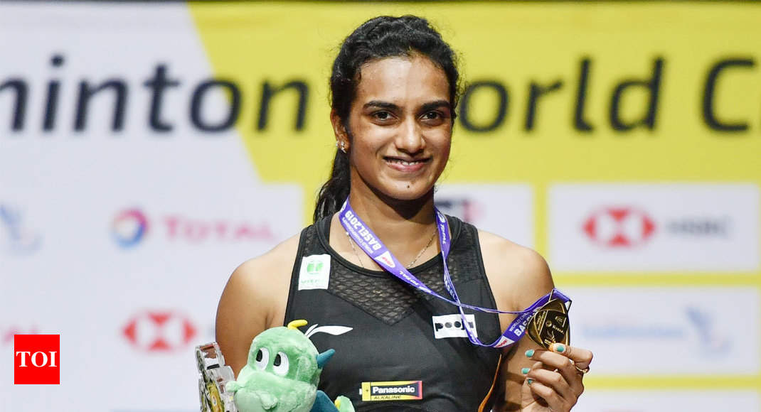 PV Sindhu's victory puts India on top of the world -