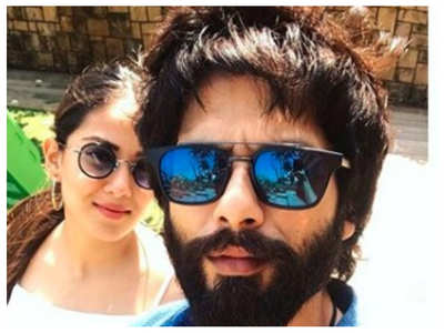 Shahid-Mira turn heads in their latest pic