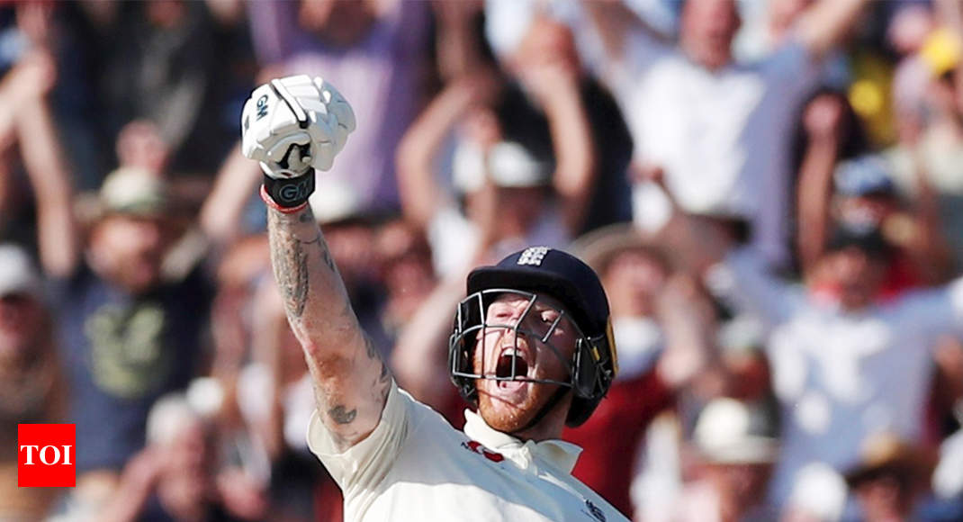 England vs Australia 3rd Test: Superb Stokes century levels Ashes series in dramatic fashion