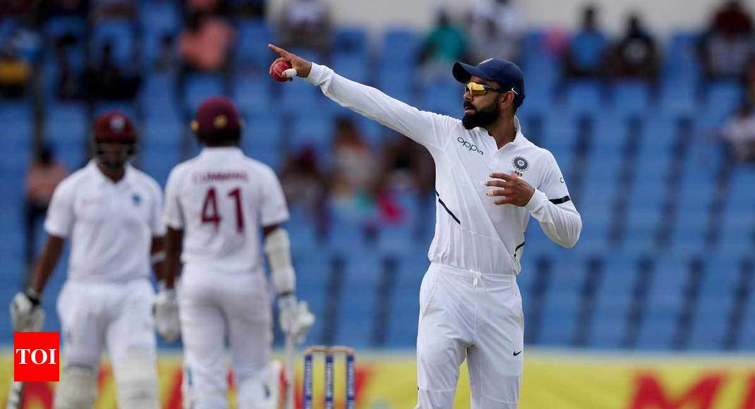 India vs West Indies: India register biggest overseas Test win by runs, Virat Kohli equals MS Dhoni's mark