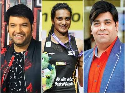 TV stars congratulate PV Sindhu on her win