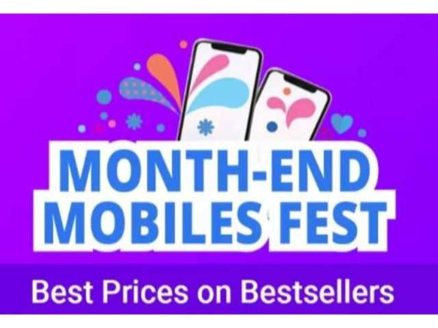 Month-end Mobile Fest on Flipkart: Offers on Vivo Z1 Pro, Redmi Note 6 Pro, Motorola One Vision and other phones