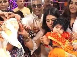 First glimpse of Ekta Kapoor's son Ravie