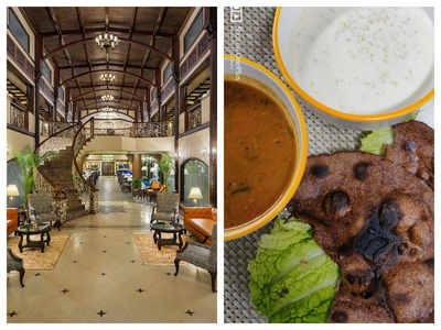 A perfect blend of colonial charm and Garhwali flavours