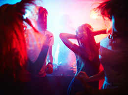 Dancing to EDM is said to speed up weight loss