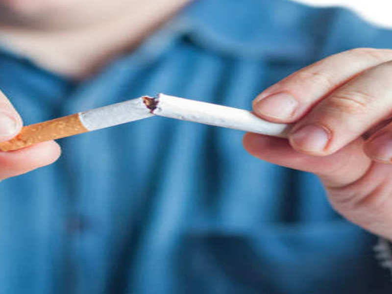 quit smoking tips: Want to quit smoking? These foods will help you do it easily - Times of India