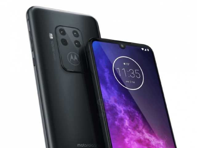 Motorola One Zoom with 5X hybrid zoom leaked