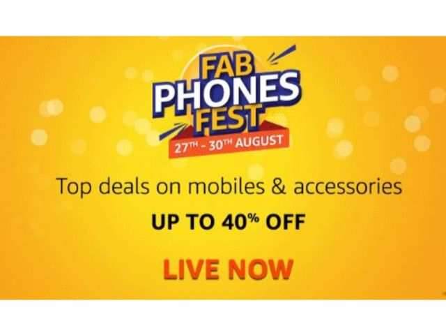 Fab Phones Fest on Amazon: Up to 40% off on OnePlus 7, Redmi Y3, Nokia 6.1 Plus and other phones