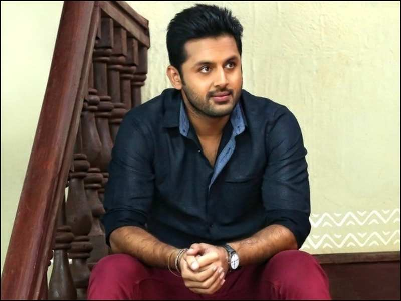Bheeshma Shooting In A Aa House Nithiin Takes A Trip Down Memory Lane Telugu Movie News Times Of India