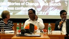 'Tejas: Stories of Change' book launch event in Mumbai