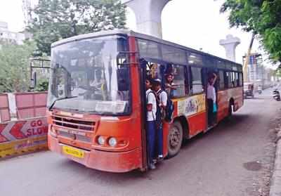 Nagpur: In 141 days, 359 conductors caught pocketing bus