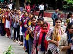 University students' union polls held in Rajasthan