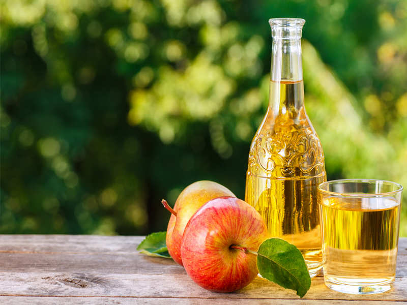 Can Drinking Apple Cider Vinegar At Night Help In Losing Weight Times Of India