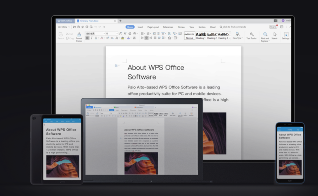 WPS Office 2020: Microsoft rival WPS Office 2020 launched
