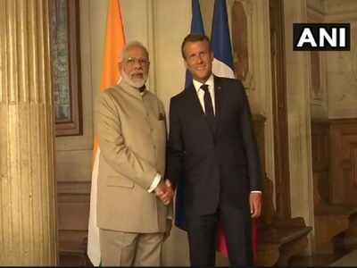 India, France to hold talks on defence buys today | India