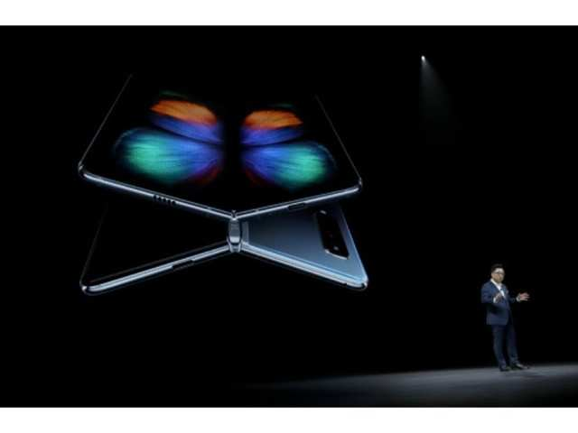 Samsung's most-expensive phone ever, Galaxy Fold, gets listed on the company's India website
