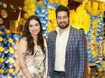 Ruba and Aamer Javed
