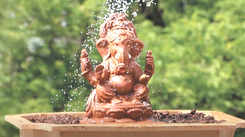 Three eco-friendly Ganeshas you can pick up in the city