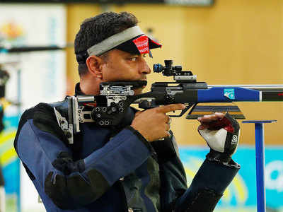 I was disturbed throughout qualification round: Sanjeev Rajput | More  sports News - Times of India