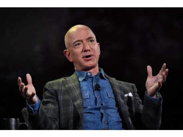 Stop sale of 'deadly' stuff on Amazon, US lawmakers to Jeff Bezos