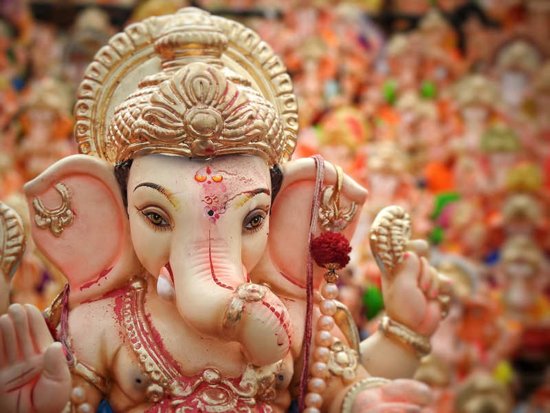 Here's how South Indians celebrate Ganesh Chaturthi - Times of India