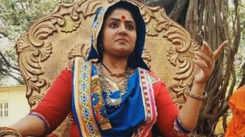 'Saavaj' serial actress Nadia A Himani was in Ahmedabad recently