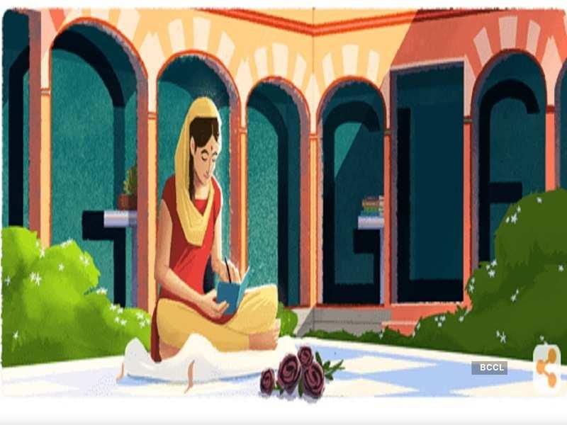 Amrita Pritam (Photo: Google)