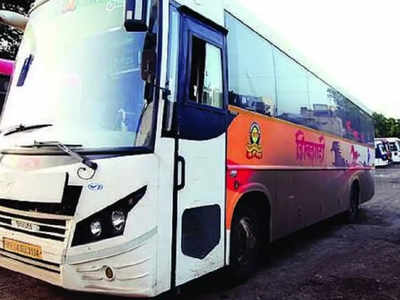 MSRTC officials may check outsourced Shivshahi coaches