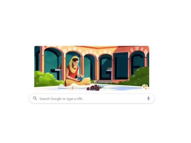 Google Doodle honours literary icon Amrita Pritam
