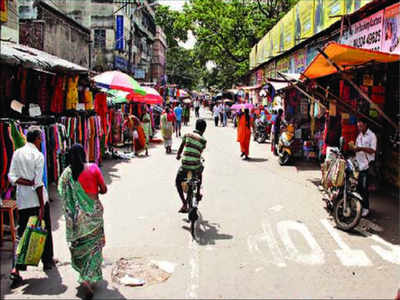 Kalighat skywalk project hits hawker roadblock | Kolkata
